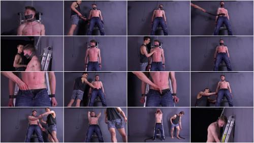 Gay BDSM Silent Sexy Boy Ep. 2