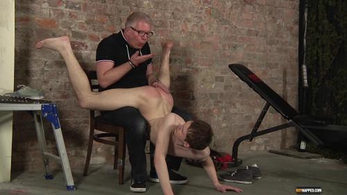 Gay BDSM Teaching Naughty Boy