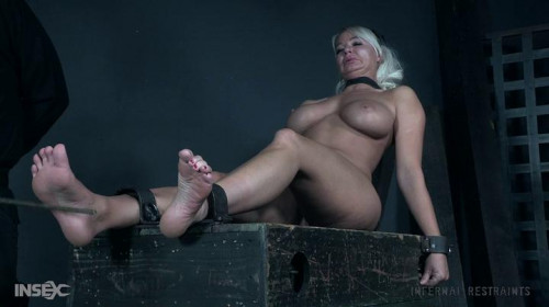 BDSM Foot Loosed - London River and OT