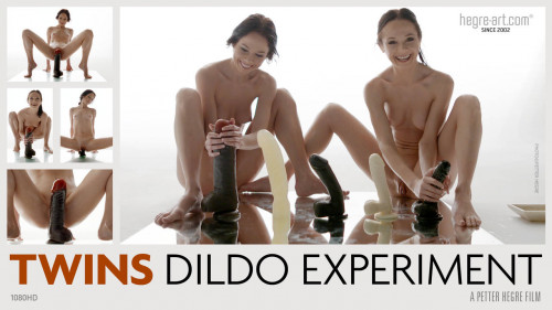 Fisting and Dildo Julietta & Magdalena - Twins Dildo Experiment