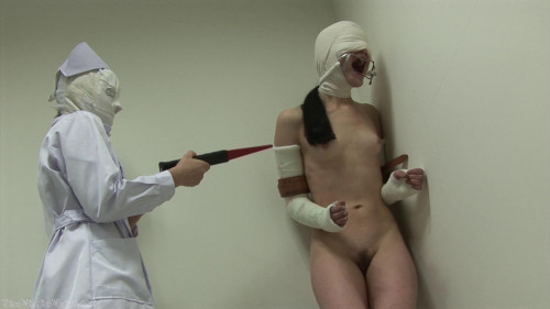 BDSM TheWhiteWard - Patient No 001 Treatment Parts 01-02