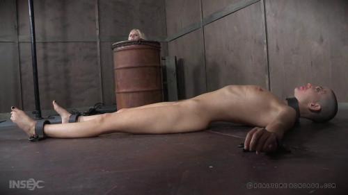 BDSM Extended Bondage For Abigail Dupree
