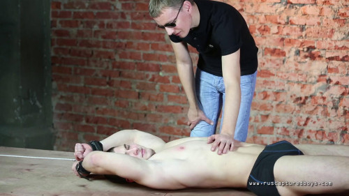 Gay BDSM Collection 2017 Best 50 Clips Ruscapturedboys. Part 6.