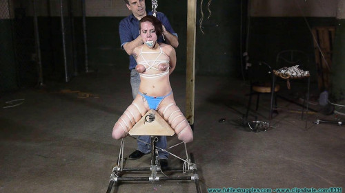 BDSM Employee Discipline - A New Office Chair for Cherry Doll - Scene 2 - HD 720p
