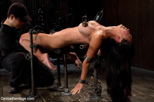 BDSM The Trials of Tia