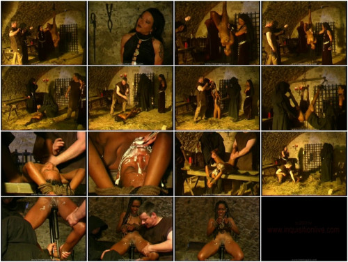 bdsm Impalement 2 (2003) DVDRip