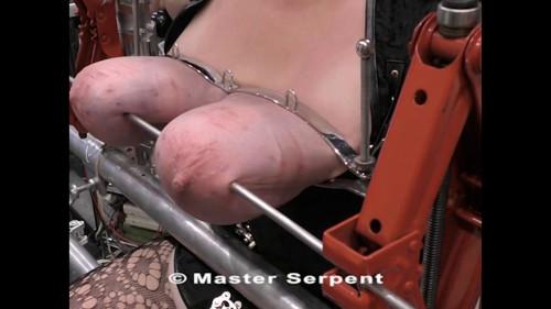 BDSM Master Serpent in torture galaxy part 15