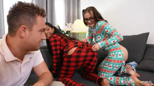 Aften Opal, Maya Farrell - A Present Of Butt Flap Pajamas: Part 2