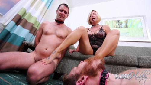 Femdom and Strapon Goddess Brianna Punishes Her Cuck: Full Video