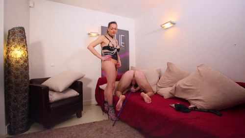 Femdom and Strapon Camilla Jolie - Sex Orders