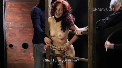 BDSM The Bet - part 3 - The ultimate impudence