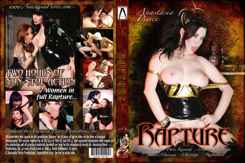BDSM Latex Anastasia Pierce - Rapture