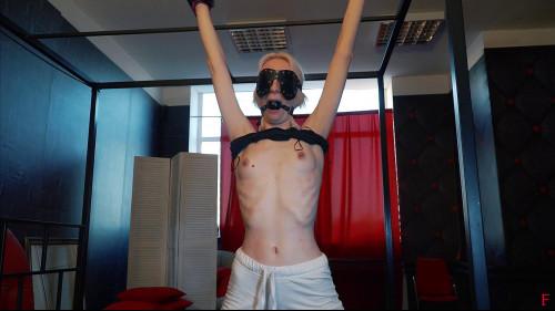 BDSM HD Bdsm Sex Videos Very ticklish, very thin and very tall
