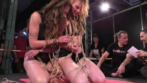 BDSM The Bondage Challenge Pt 6