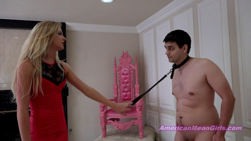 Femdom and Strapon Bust Or Get Busted