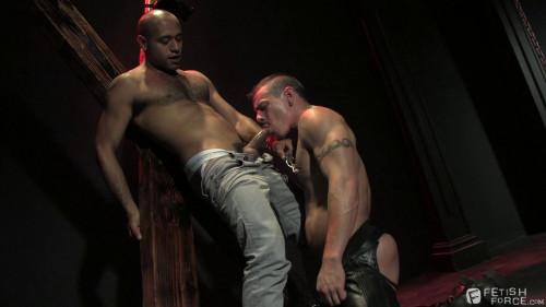 Gay BDSM Leo Forte and Jesse Santana