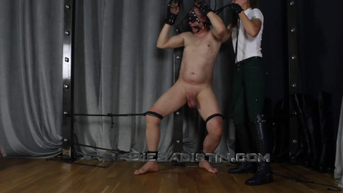 Femdom and Strapon Now I Have You On The Bag! - Full HD 1080p