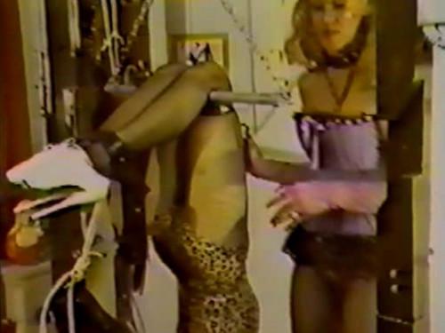 BDSM Angel in bondage