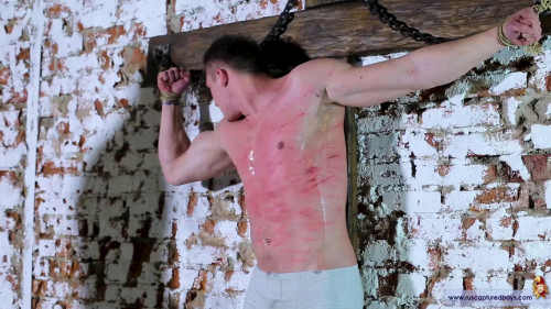 Gay BDSM Ruscapturedboys - Captured Secret Agent - Part II - 2017