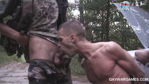 Gay BDSM Gianfranco 1