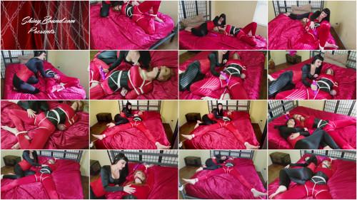 BDSM Nyxon Play With Me-rope bondage videos
