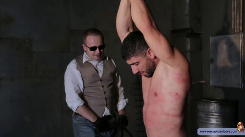 Gay BDSM Delivery Boy Leonid - Final Part