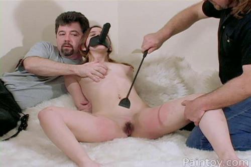 BDSM Thigh Abuse