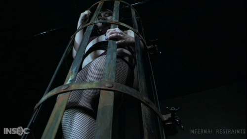 BDSM Caged and wants sex