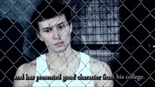 Gay BDSM Crime and punishment part1