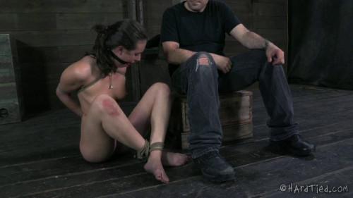 BDSM Hardcore Training Time For Cute Slave Casey Calvert