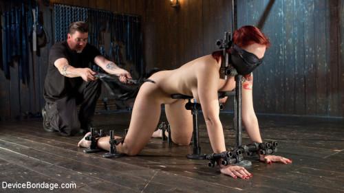 BDSM Breaking Sophia Locke
