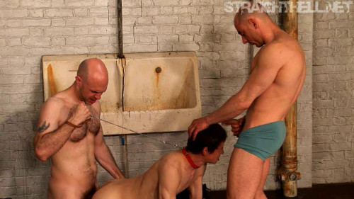 Gay BDSM Big Best Collection Clips 19 in 1 , Gay BDSM Straight Hell 2007. Part 2.