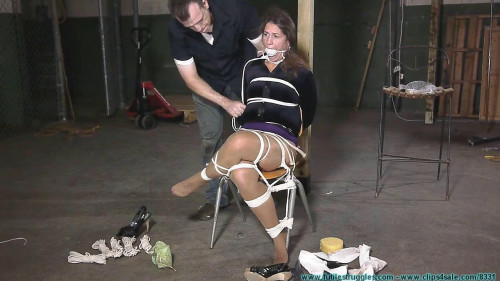 BDSM Super Bdsm Hot Porn Futile Struggles part 1