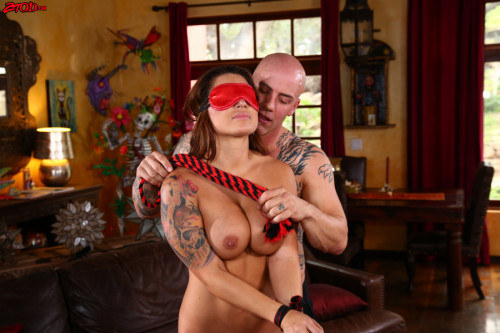 BDSM Eva Angelina Drilled Hard In BDSM