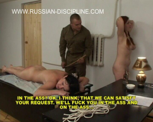 bdsm Discipline In Russia Volume 25 C.C. Institute
