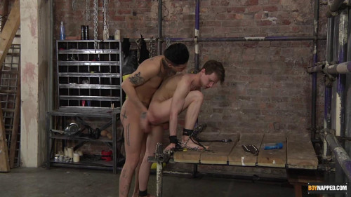 Gay BDSM Kamyk Is A Fuck Toy For Mickey!