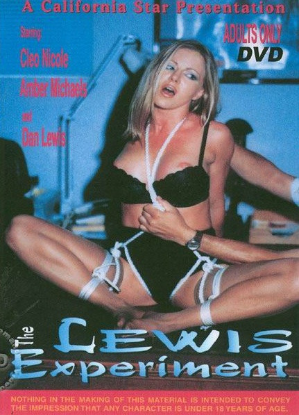 bdsm California Star - Lewis Experiment DVD