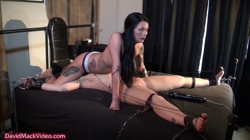 BDSM Maria and Adara Full Session