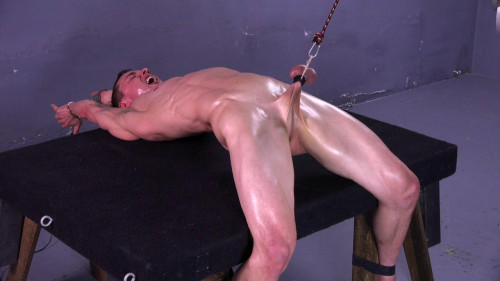Gay BDSM Jared - Just Deserts - Part 2