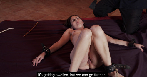 BDSM Hope - Slave of Throne - Part 2