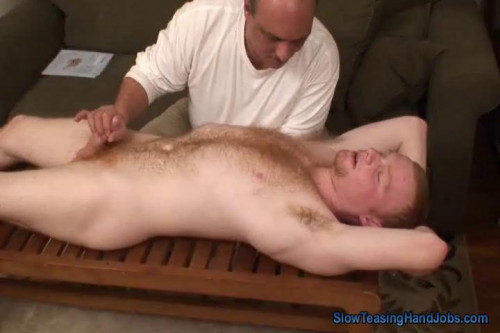 Gay BDSM Straight Guy Begs During Audition