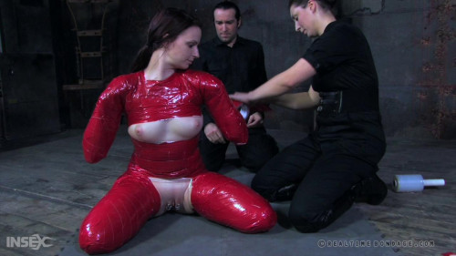 BDSM Duct Fuct Doll Part 1-  Claire Adams