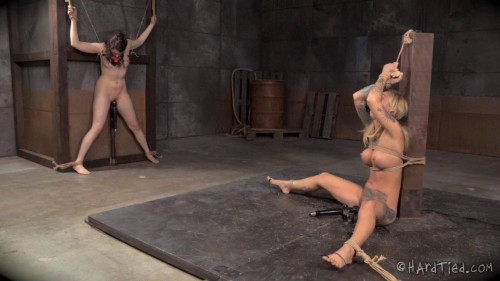 bdsm HardTied Double Trouble