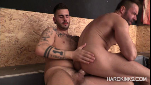 Gay BDSM Aday Traun and Mateo Stanford