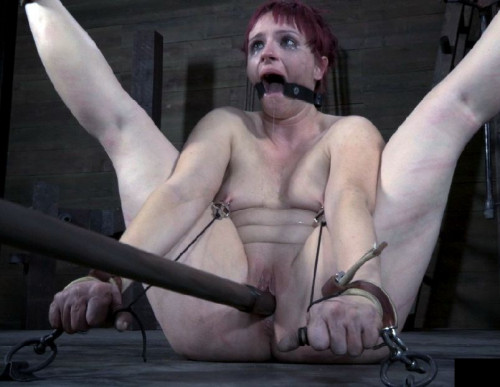 bdsm RTB - May 28, 2012 - Contorted Claire 3 - Claire Adams
