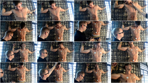 Gay BDSM New Slave Yaroslav 3