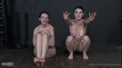 BDSM Two bitches crave punishment