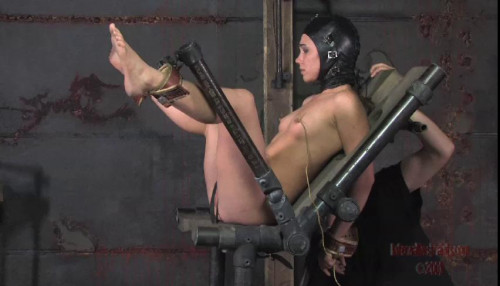 BDSM Infernal Restraints Perfect Vip Beautifull New Gold Sweet Collection. Part 4.