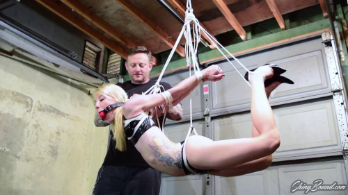 BDSM Suspended and Swinging