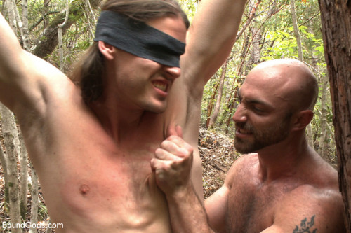 Gay BDSM The Cabin Series 1 - The Best Friends Son
